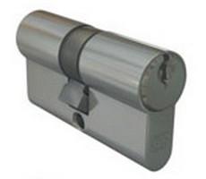 Цилиндр DL Standart 30х30(хром) кл/кл 3кл.
