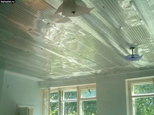 В смете крыши ремонт