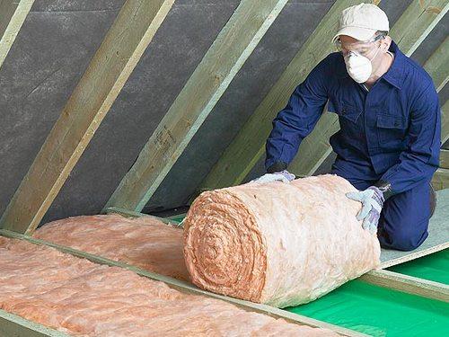 Как утеплить частный дом своими руками недорого