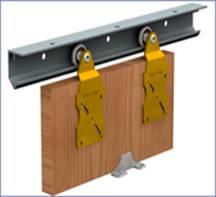 Раздвижные дверцы для шкафчиков своими руками